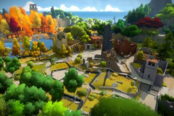 The Witness is Coming to Xbox One