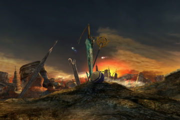 Hacked Off: When Video Games Have Title Screen Scenes