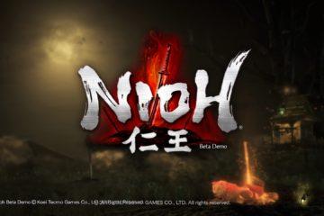 Nioh Beta Preview