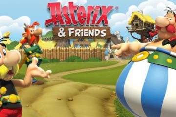 Build Your Very Own Village in Asterix and Friends