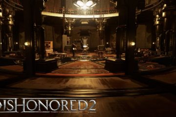 Dishonored 2 Low Chaos Trailer Shows the Difference Being Sneaky Makes