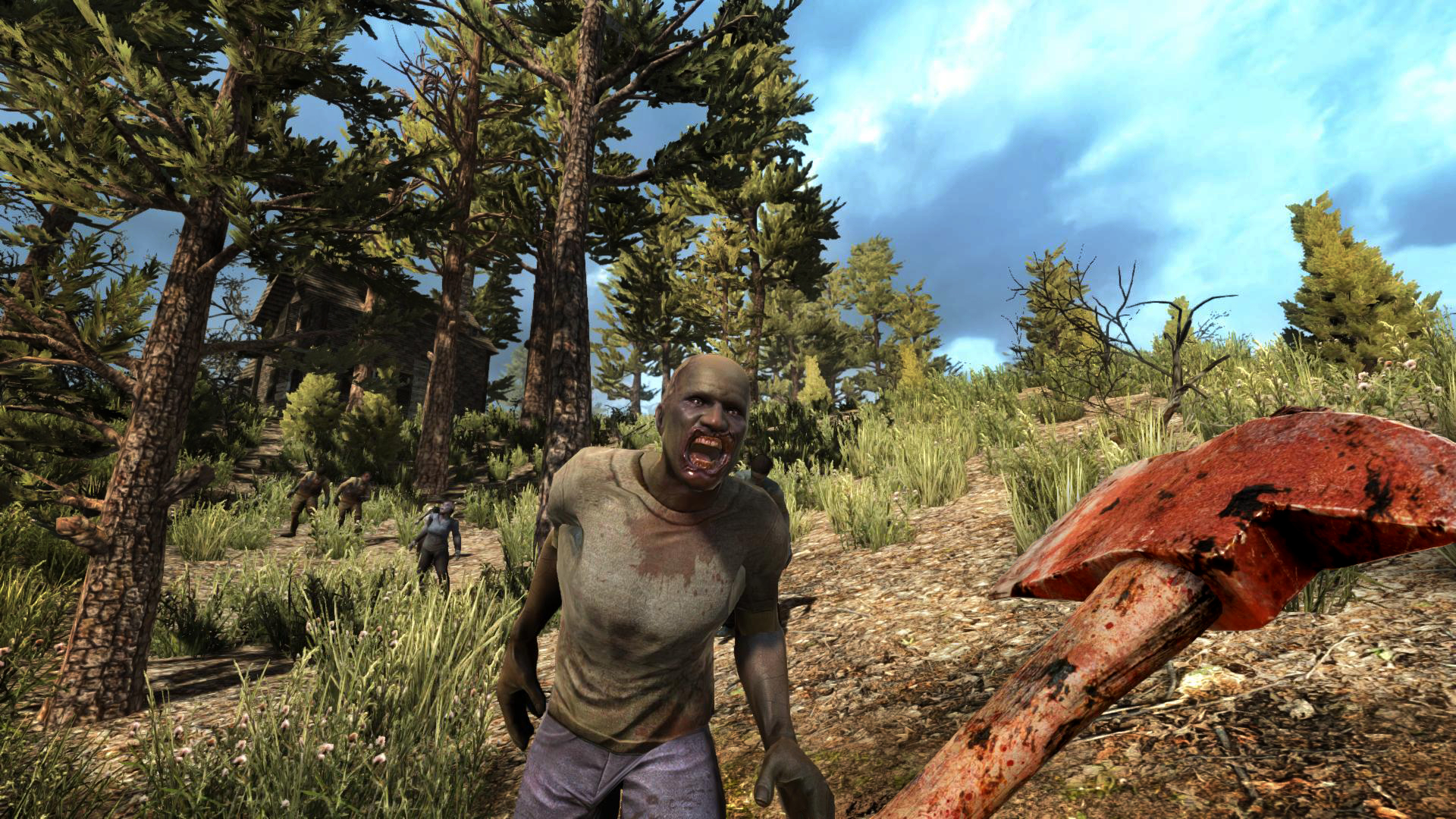 7 Days To Die - Best Xbox One Zombie Games