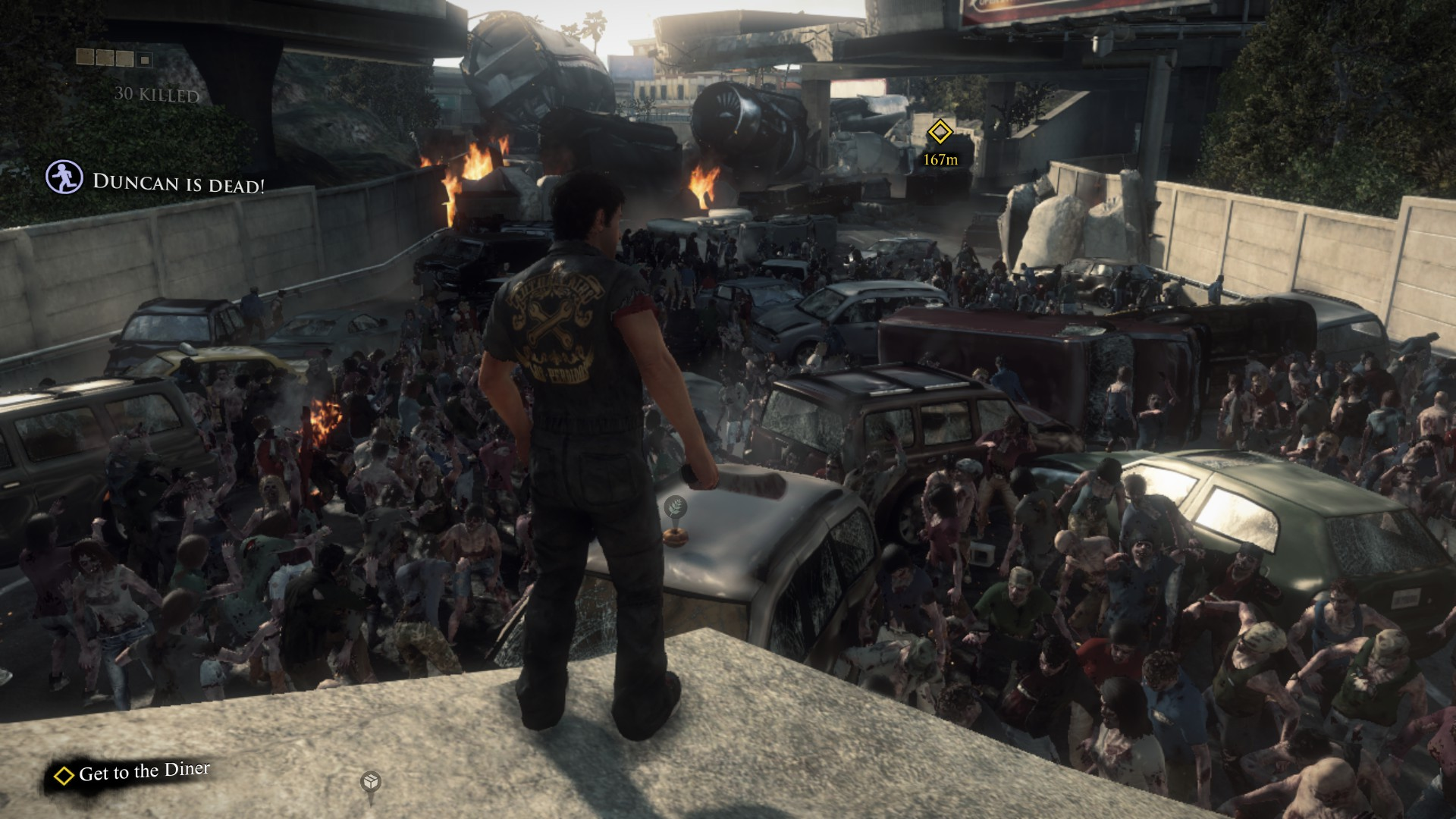 Dead Rising 3 - Best Xbox One Zombie Games
