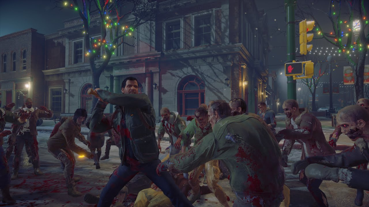 Dead Rising 4 - Best Xbox One Zombie Games