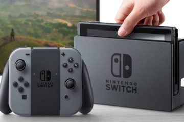 Nintendo Switch Available to Pre-Order From UK Retailer Right Now for Under £200