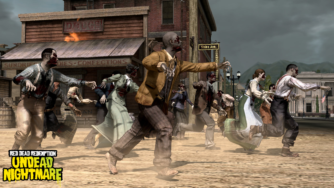 Undead Nightmare - Best Xbox One Zombie Games