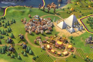 Civilization VI Winter Update Now Live, Includes a New Standard Size Earth Map and a New Unit Action