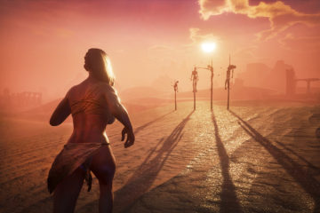 Conan: Exiles Coming to PC and Xbox One in January