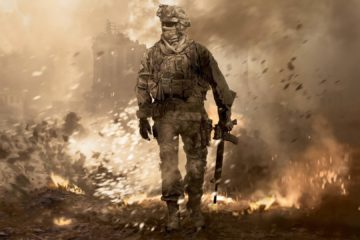 Could We See Call of Duty: Modern Warfare 2 Remastered in 2017?