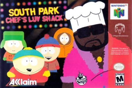 Retro Respawn – South Park: Chef's Luv Shack (N64 Version)