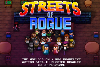 Streets of Rogue: Procedurally-Generated Sandbox Mayhem