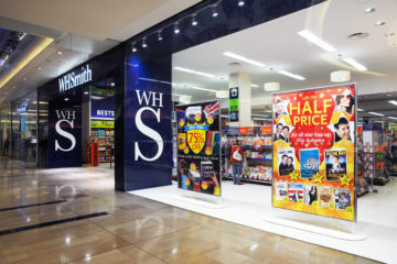 WHSmith to Sell Video Games Again as GAME Agree Deal to Open Concessions in Store