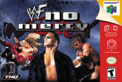 Retro Respawn – WWF No Mercy