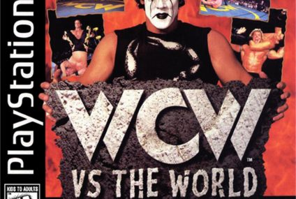 Retro Respawn – WCW Vs The World