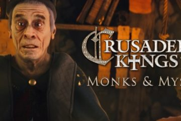 Crusader Kings II's Monks & Mystics DLC to Explore Religion & Cults