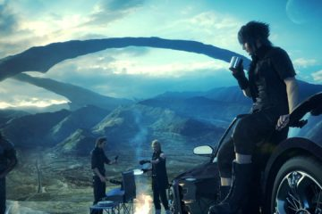 The Fitzgerald Scale – Initial Impressions of Final Fantasy XV