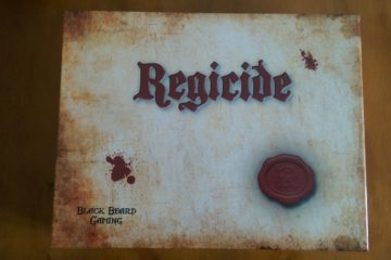 Founder of Tabletop Developer Black Beard Gaming, Chris Cheetham, Talks His Latest Game, Regicide, Kickstarter and More