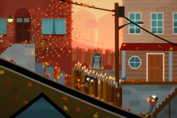 Night in the Woods Promises a Colourful 2D Adventure