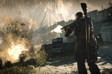Sniper Elite 4- Target: Führer Pre-order Content Revealed in New Trailer