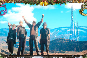 "Final Fantasy XV Gets Huge Update Next Week Which Includes ""Holiday Pack"" DLC"