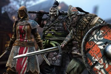 For Honor: See 3 Brutal Heroes in Action in New Trailers, Plus Closed Beta Details