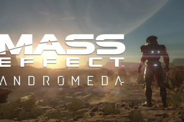 New Mass Effect: Andromeda Gameplay Video