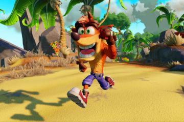 Crash Bandicoot: The N. Sane Trilogy Announced