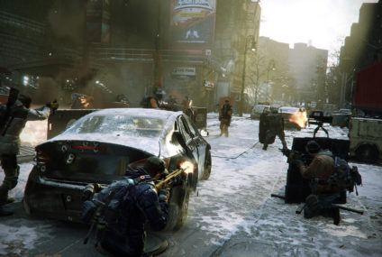 Academy Award Winner Stephen Gaghan Set to Write and Direct Tom Clancy's The Division Movie