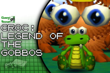 The Retro Chronicles…Croc: Legend of the Gobbos