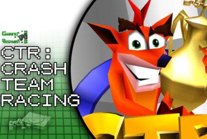 The Retro Chronicles…CTR: Crash Team Racing