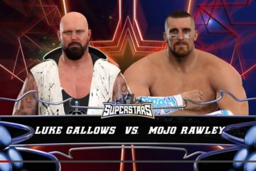 The Fitzgerald Scale – Thoughts on the Recent WWE 2K17 DLC