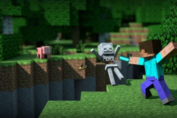 Evidence Arises for Minecraft on Nintendo Switch