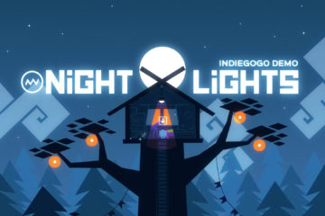 Shed Some Light on Night Lights' 2D Puzzles