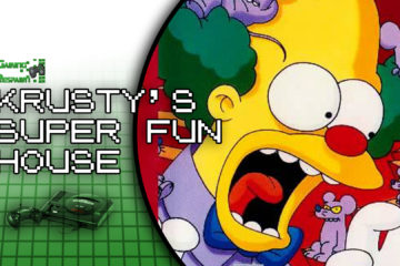 The Retro Chronicles…Krusty's Super Fun House
