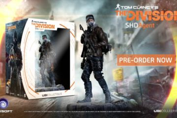 Ubisoft Announce New Entries in Their Ubicollectibles Figurines Range from Tom Clancy's The Division and Tom Clancy's Ghost Recon: Wildlands