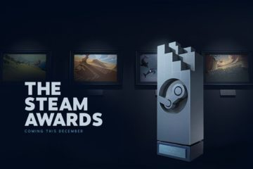 Winners Announced for First Ever Steam Awards
