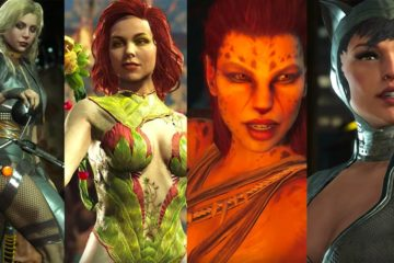 See Cheetah, Catwoman and Poison Ivy in Action in Latest Injustice 2 Trailer