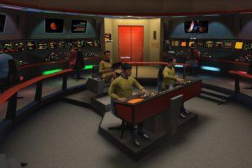 The Bridge from Iconic U.S.S. Enterprise Will Feature in Star Trek: Bridge Crew, but It Suffers a Delay